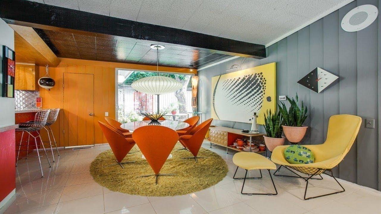 30 Mid Century Modern Apartment Design Ideas Youtube