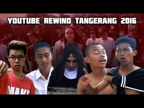 YOUTUBE REWIND TANGERANG INDONESIA 2016 - A Little Happiness