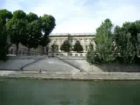 Visite Bateaux-Mouches