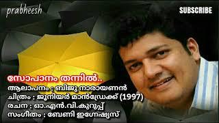 Sopanam Thannil...  Junior Mandrake [1997]   (Prabheesh)