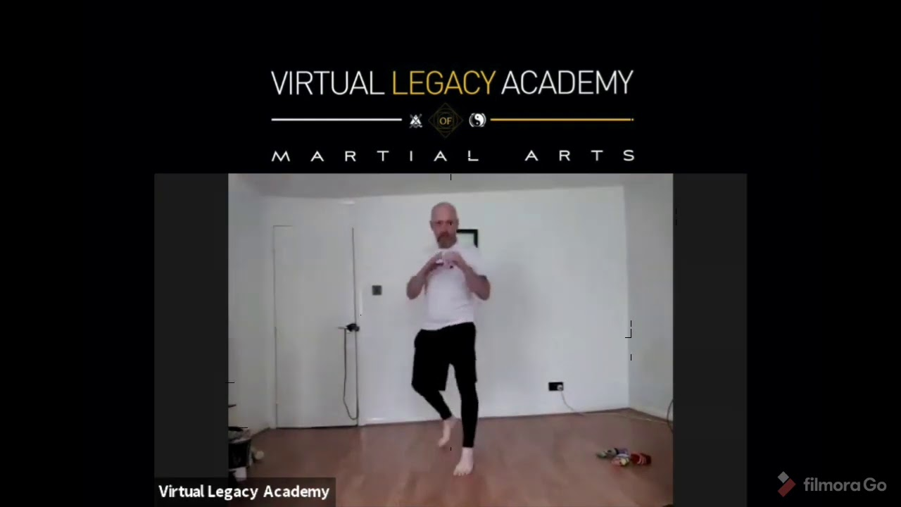 Footwork is key to all Martial arts training