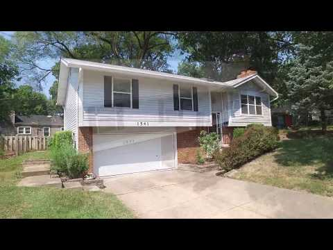 Home for Sale: 1541 Grant Rd Webster Groves MO 63119