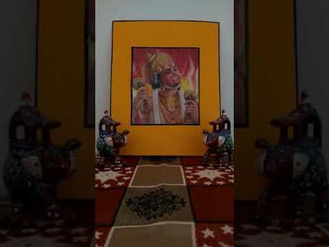 Hanumat Date Raho Aasan Per   Bhajan Hanuman's Sunita Jain
