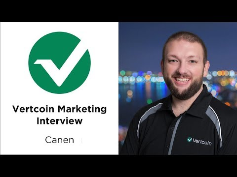 Canen - Vertcoin Marketing Team Interview with LRN.FM's Crypto Hour