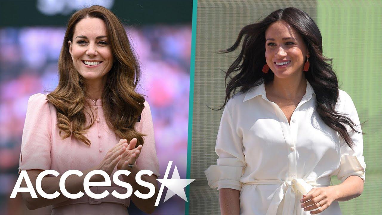 Kate Middleton And Meghan Markle Make The Vogue 25 List