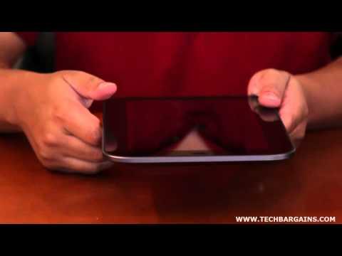 Lenovo IdeaPad Tablet K1 Unboxing (HD)