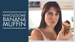The Closet Housewife - Bianca King's Wholesome Banana Muffin