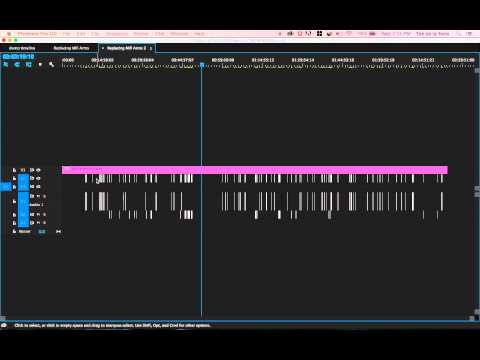 Adobe Premiere Pro Tutorial - Ripple delete multiple gaps between clips
