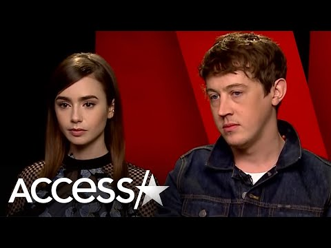 Lily Collins Talks Her Dramatic Weight Loss For 'To The Bone' | Access Hollywood