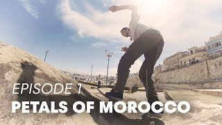 Join the biggest-ever skate tour of Morocco. |Petals Of Morocco E1