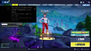 *NOW* RvL Tournament [Trying to hit better] Fortnite live English