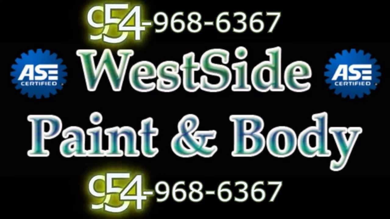 westside paint body youtube