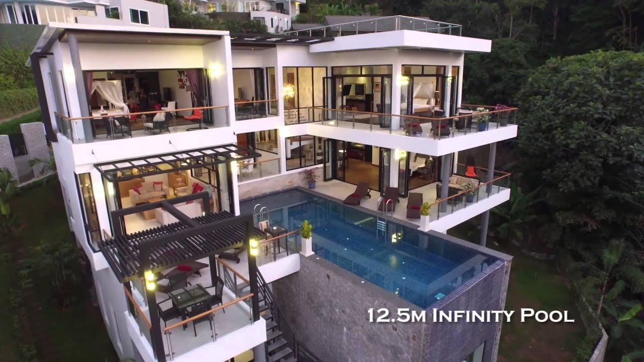 Grand Villa Luxury Time Surin Phuket Thailand