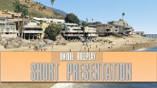 Unique roleplay | Short presentation!