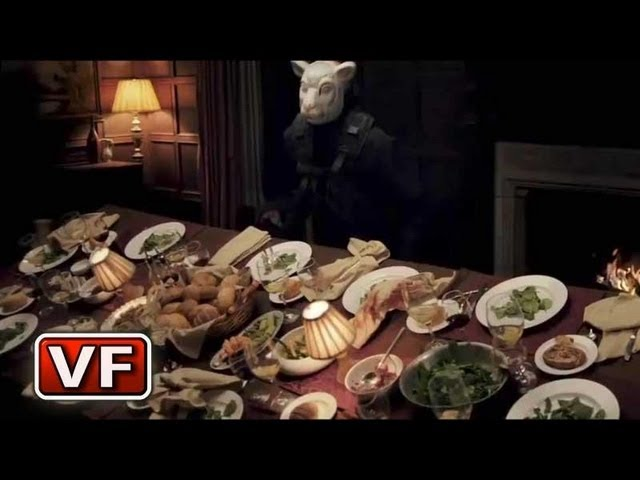 YOU'RE NEXT Bande Annonce VF