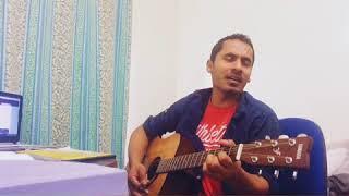 Ekla Akash(একলা আকাশ) | Cover | A H Maruf | Shaat Rong | Bangla song