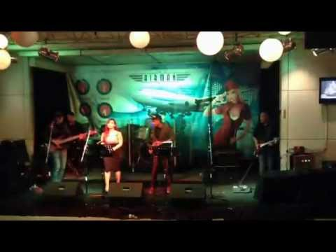 Superstition  medley have fun go mad - Live cover by BrandCash ( D'PRO ENTERTAINMENT )