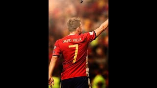 Давид Вилья лучший бомбардир Испании David Villa is Spain s top scorer