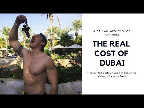 REAL COSTS OF LIVING IN DUBAI 2019