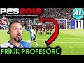 İTİNAYLA FRİKİK DERSİ VERİLİR! | PES 2019 TANTUNİSPOR ANALİG #11