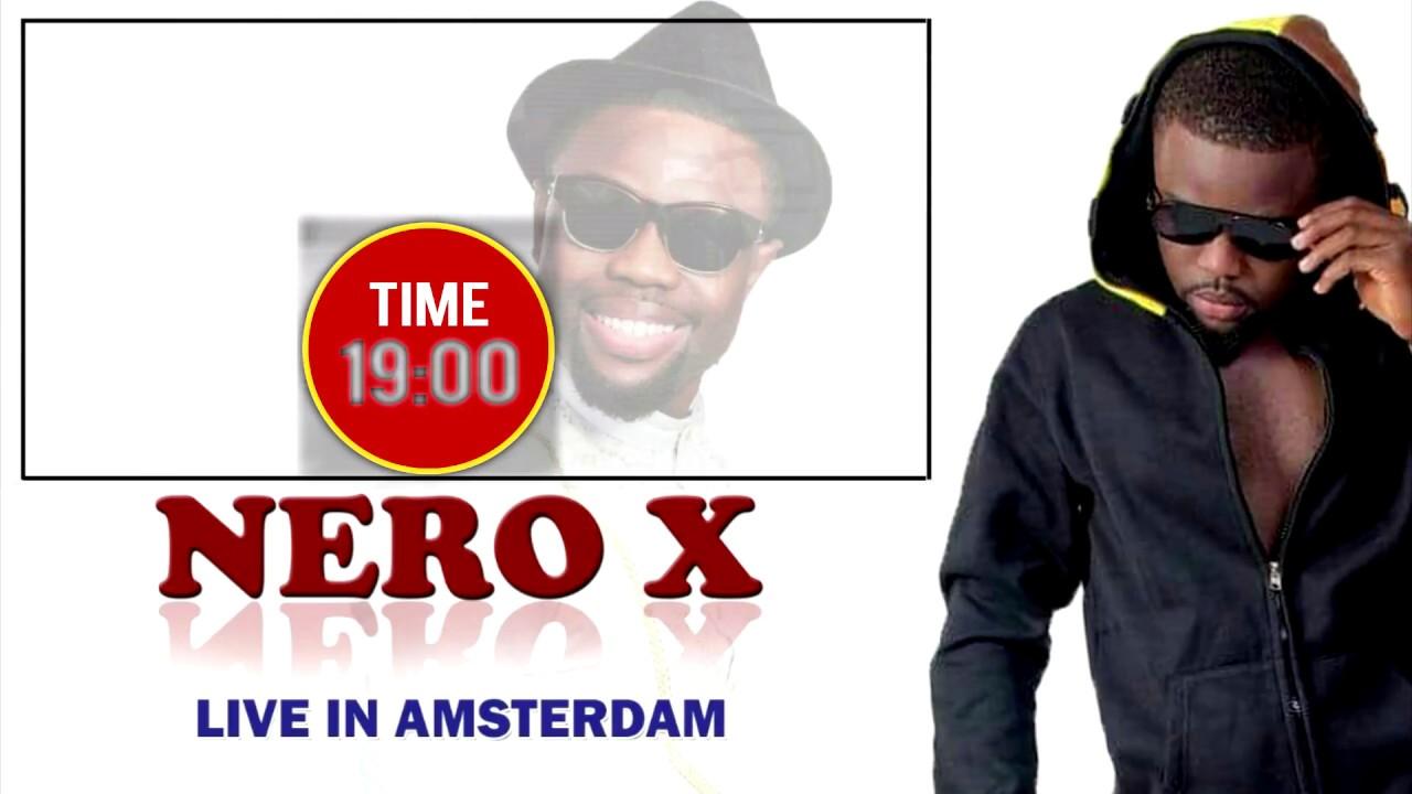 Download Nero x LIVE IN AMTSERDAM PROMO