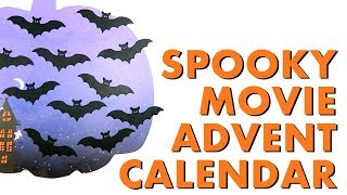 SPOOKY MOVIE ADVENT // Let's Get Batty for Halloween Movies!