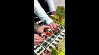 The (gingerbread) Scottish Play: Act Iii, Scene Iii