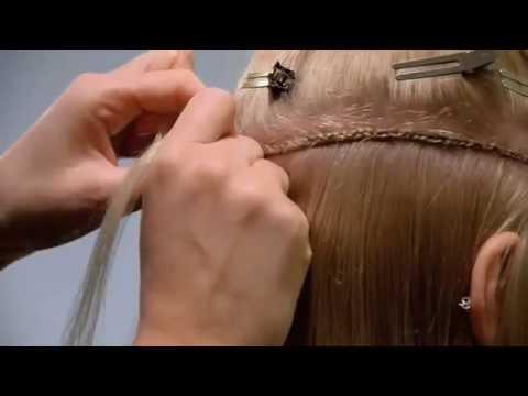 hair extensions flettemetoden københavn