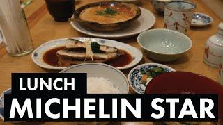 TRYING A MICHELIN STAR LUNCH! | Japan Vlog Tokyo Shinjuku