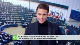 Européennes : un journaliste sur la liste LREM de Nathalie Loiseau