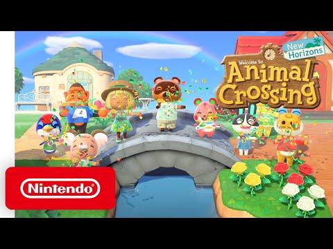 Animal Crossing: New Horizons Accolades Trailer - Nintendo Switch