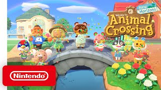 Animal Crossing: New Horizons Accolades Trailer - Nintendo Switch