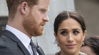 Body Language Expert Makes A Bold Claim About Harry And Meghan