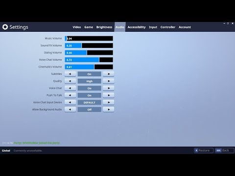 How To Fix Annoying Audio Glitch in Fortnite! (Can't Hear People Talking)