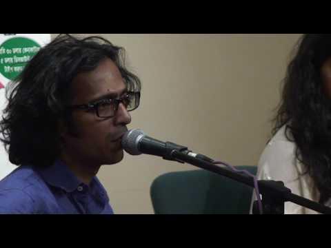 Ei Nil Monihar by Bappa Majumdar with Partho Barua and Elita at Austin, Texas Unplugged