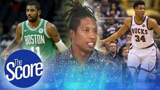 "Is Kyrie Irving Really ""The Man"" in the Boston Celtics? 