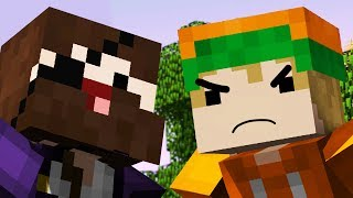 DER GRÖßTE STREIT ZWISCHEN MAUDADO UND ZOMBEY! ☆ Minecraft: Master Builders thumbnail