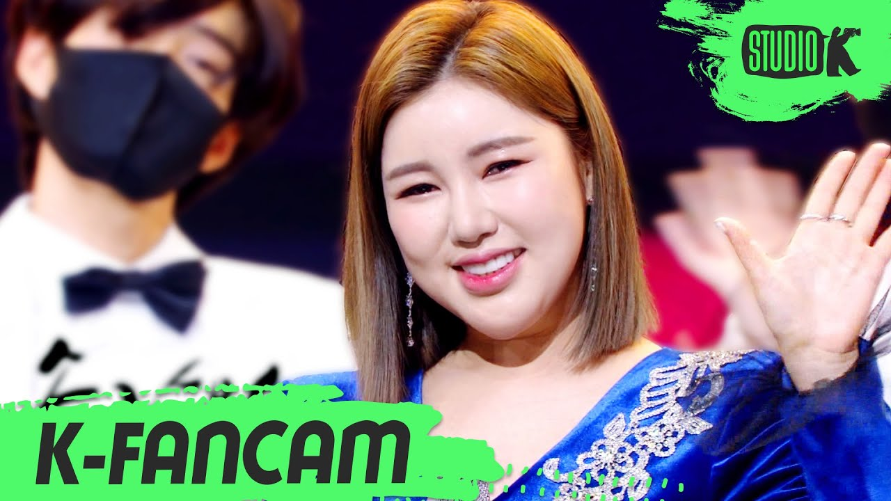 [K-Fancam 6K] 송가인 직캠 '트로트가 나는 좋아요' (SONG GA IN Choreography) l @MusicBank 210115