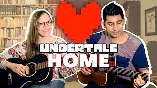 Undertale - Home (Acoustic Guitar Cover)