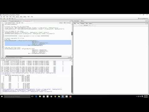 Data Analysis Using R - Session 2 - Dealing With Stock Prices