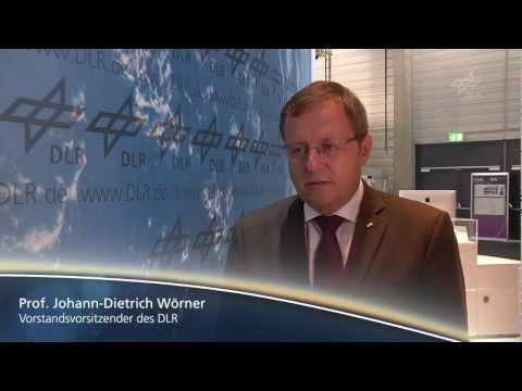 Interview mit Prof. Johann-Dietrich Wörner (ILA 2012)