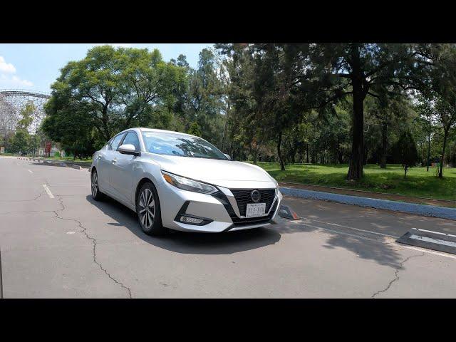 Nissan Sentra 2021: vlog