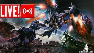 LIVE - Monster Hunter Generations Ultimate -   G-RANK CAVALO MLK!