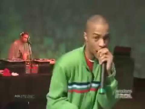 T.I. - Bring 'em Out [AOL Sessions] (2005)