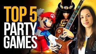 Top 5: Party Games especial Navidad