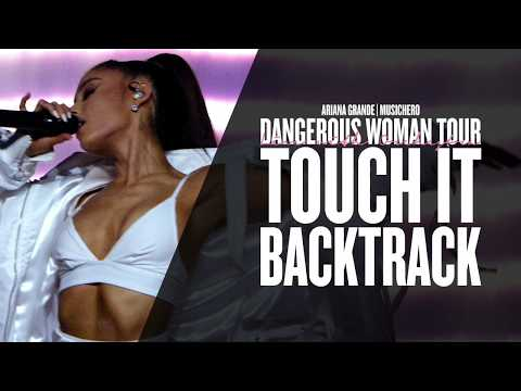 Ariana Grande - Touch It [Instrumental W/ Backing Vocals] (DWT Orchestral Version)