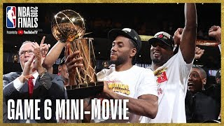 Download 2019 NBA Finals Game 6 Mini-Movie Mp3 and Videos