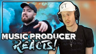 Music Producer Reacts to Randolph - MANCHILD (Deji Diss Track)