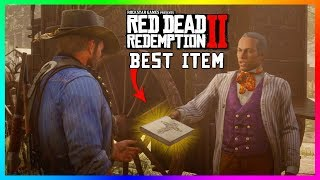 If You Help This Doctor In Red Dead Redemption 2 You'll Get One Of The BEST Items In Game! (RDR2)