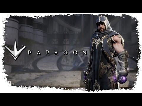 видео: paragon beta ● Первый взгляд на БЕТА-тест ● Игра за заклинателя Гидеона(gideon)